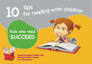 Tips for Reading Buddies